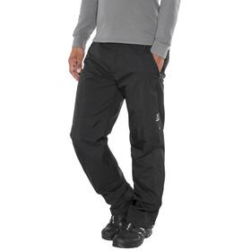 Haglöfs Vandra - Pantalones de Trekking Hombre - negro